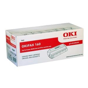/Cartuccia Oki 1234101 fax 160 2.4K nero