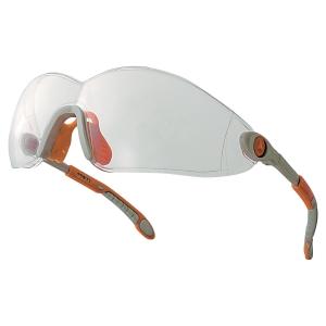Occhiali di sicurezza Vulcano2 Deltaplus con lenti incolore UV 2C-1.2