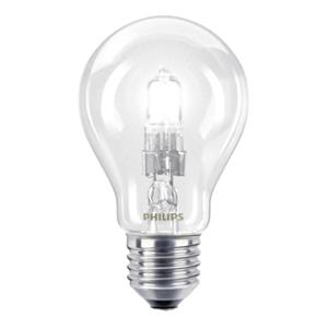 LAMPADINA ALOGENA ECOCLASSIC 30 GOCCIA E27 53W PHILIPS