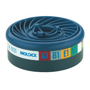 Filtri gas e vapori semimaschere ABEK1 Moldex 9400 serie 7000 / 9000 - conf. 10
