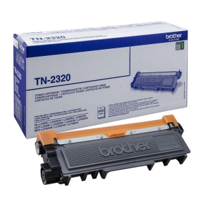 TONER LASER BROTHER TN-2320 - 2,6K NERO