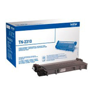 TONER LASER BROTHER TN-2310 - 1,2K NERO