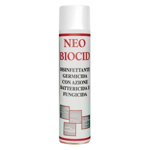 SPRAY DISINFETTANTE GERMICIDA DA 400 ML NEOBIOCID