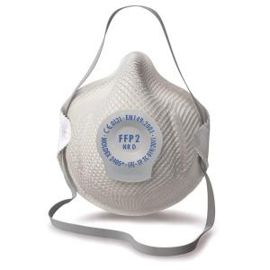Respiratore a conchiglia Moldex 2405 FFP2 con valvola - conf. 20