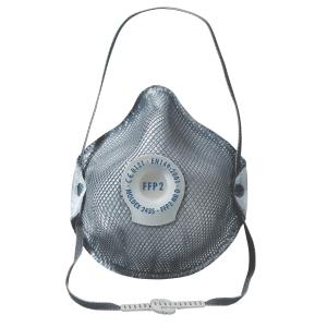 Rrespiratore a conchiglia Moldex 2435 FFP2 con valvola - conf. 10
