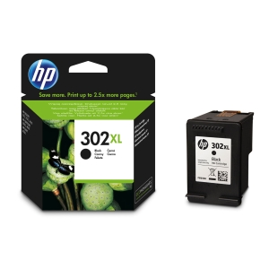 HP CARTUCCIA 302XL F6U68A 480 STAMPE NERO