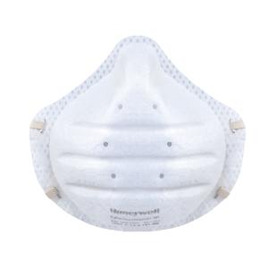 Respiratore a conchiglia Honeywell 3203 FFP1 senza valvola - conf. 30