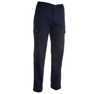 Pantaloni Payper Forest Summer in cotone 210 g/mq blu tg 5XL