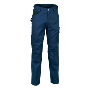 Pantaloni Cofra Drill blu navy tg 48