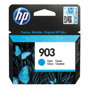 Cartuccia inkjet HP T6L87AE N.903 315 pag ciano