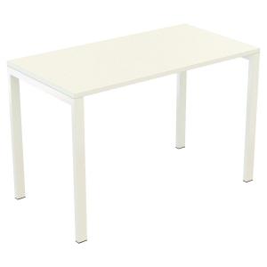 Tavolo Compact Easydesk Paperflow L 114 x P 60 x H 75 cm bianco