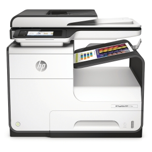Multifunzione 4 in 1 inkjet a colori HP PageWide 377DW wireless