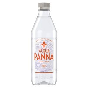 ACQUA MINERALE NATURALE PANNA 50CL - CONF. 24