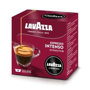 Caffè espresso Intenso Lavazza a Modo Mio in capsule - conf.16