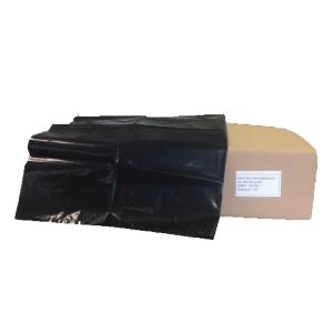 Sacchi spazzatura industriale 160/190 L nero - scatola 150