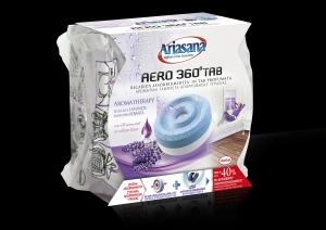 Ricarica in tab 450g per assorbiumidità Ariasana aero 360° lavanda rilassante