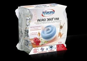 Ricarica tab per kit assorbiumidità Aero 360° Ariasana frutta energizzante 450 g