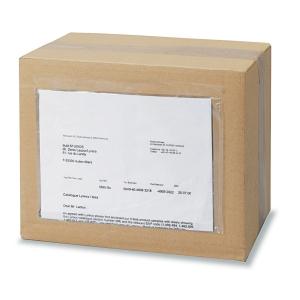 Buste  Contiene documenti  adesive senza scritta 225x160mm conf. 250