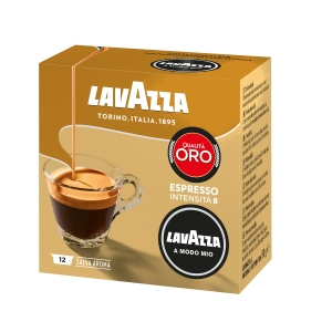 Caffè espresso Qualità Oro Lavazza a Modo Mio in capsule - conf.12