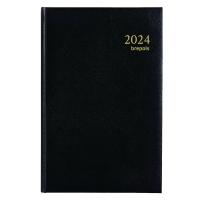 Brepols Saturnus 231 bureau-agenda met Lima omslag zwart
