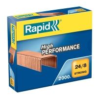 Rapid 38953 nietjes 24/8 verkoperd 40 vel - doos van 2000