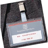 Badge voor magneetkaart 86x54mm