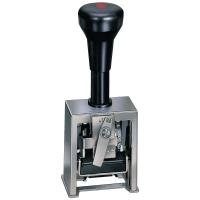 Reiner B2 nummerstempel metaal hoogte 4,5mm