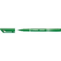 Stabilo Sensor 189 fineliner 0,3mm groen