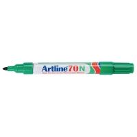 Artline 70N permanente marker ronde punt 1,5 mm groen