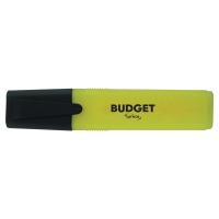 Lyreco Budget tekstmarker geel
