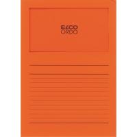 Elco 420511 Ordo L-mapjes met venster oranje - doos van 100