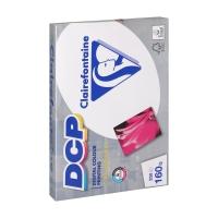 Clairefontaine DCP wit papier voor kleurenlaser A4 160g - pak van 250 vellen