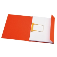 Jalema Secolor klemmap A4 karton 270g rood