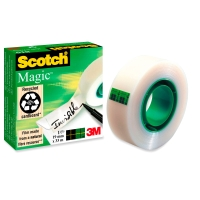 Scotch Magic 810 onzichtbaar plakband 19mmx33 m