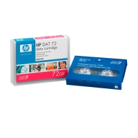 HP C8010A DAT72 datacartridge 4mm 170m - 36/72GB