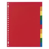 IndX neutrale tabbladen 10 tabs PP 23-gaats