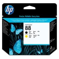 HP C9381A printkop inkjet cartridge nr.88 zwart/geel [90.000 pagina s]