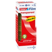 Tesa Office film transparant plakband pp 15 mx33mm