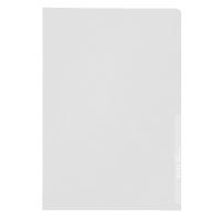 Leitz 4000 Copysafe L-mappen A4 PP 12/100e transparant - doos van 100