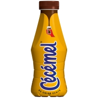Cécémel chocolade melk plastic flesje 30 cl - pak van 12