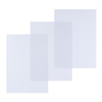 Pavo 8008568 schutbladen A4 in PVC 150 mic transparant - pak in 100