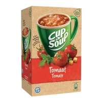 Cup-a-soup zakjes soep tomaten - doos van 21