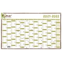 Exacompta Forever kalender 13 maanden 40,5x65cm tweetalig NL en FR