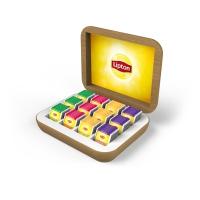 Lipton thee assortiment - doos van 400