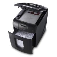 Rexel Auto+100 papiervernietiger snippers - 100 vel - 1 gebruiker