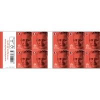 Zelfklevende postzegels nationaal 1 - set van 10 x 10
