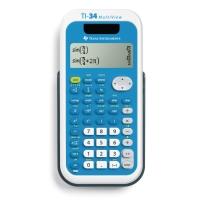 TI-34II Multiview rekenmachine wetenschappelijk - 4lijnenx16 karakters