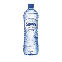 Spa mineraalwater fles 1l - pak van 6