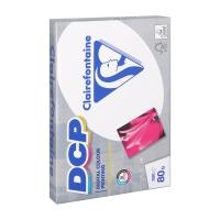 Clairefontaine DCP wit papier voor kleurenlaser A4 80g - pak van 500 vellen