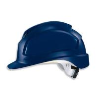 Uvex Pheos B-WR veiligheidshelm blauw